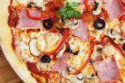 Пицца в духовке (тесто как в пиццерии)