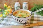 Детский рисовый суп