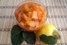 Варенье из айвы с апельсином