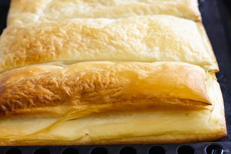 охотничья слоеное тесто для наполеона рецепт с фото хочу пожелать