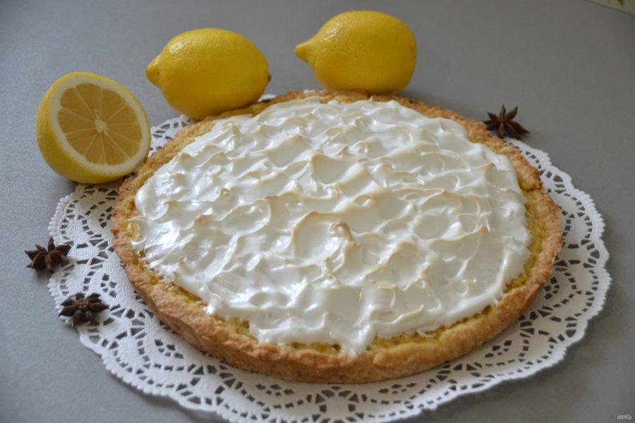 удалять при лимонный пай с фото отлично подойдет