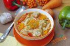 Суп Кесме по-киргизски