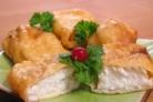 Рыба в духовке в кляре