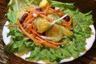Пикантный салат Фенхель