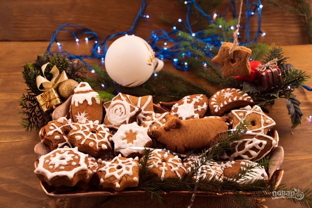 Печенье на год Свиньи