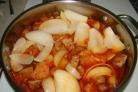 Кимчи со свининой