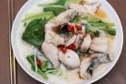 Рыбный суп с лапшой