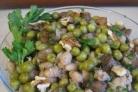 Салат Здоровье с грибами
