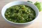 Вкусная аджика из зеленых помидоров