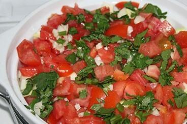 Рагу из индейки с овощами