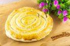 Яблочный пирог Улитка