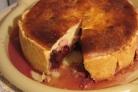 Страсбургский пирог со сливами