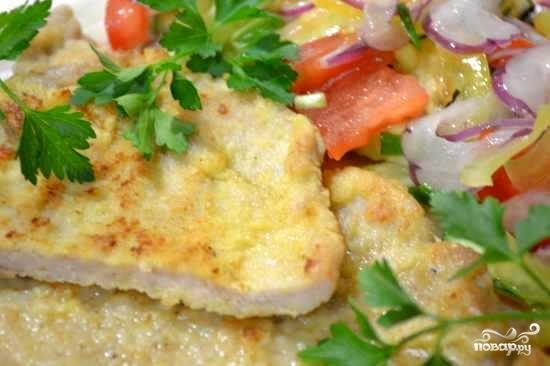 Рецепт приготовления мяса по милански фета рецепт приготовления в домашних условиях