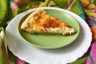 Песочный пирог с сыром