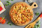 Овсяное тесто для пиццы