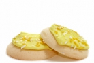 Лимонно-ванильное печенье