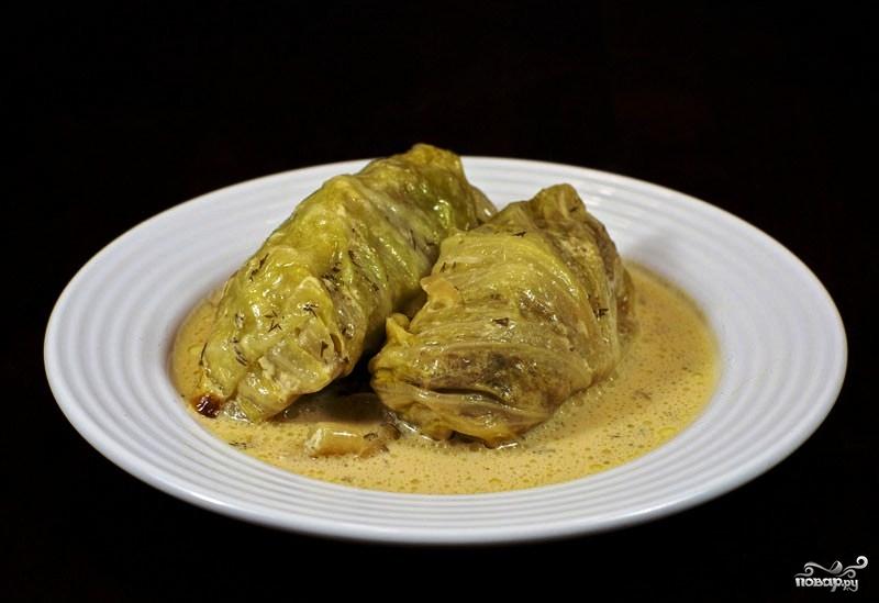 говядина в сметанном соусе на сковороде рецепт #11