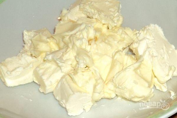 Крем для бисквита из сгущенки и масла