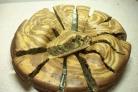 Вкусный пирог Зебра