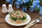 Салат Лесная полянка