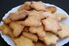 Песочное печенье со сметаной