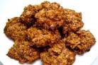 Овсяное печенье из овсяных хлопьев
