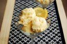 Лимонное джелато