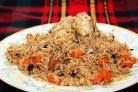 Плов из духовки с курицей  диетический - кулинарный рецепт с пошаговыми инструкциями