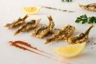 Рыба жаренная по-алжирски