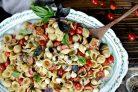 Капрезе паста-салат