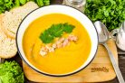 Крем-суп из форели
