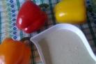 Острая «нотка» с соусом васаби