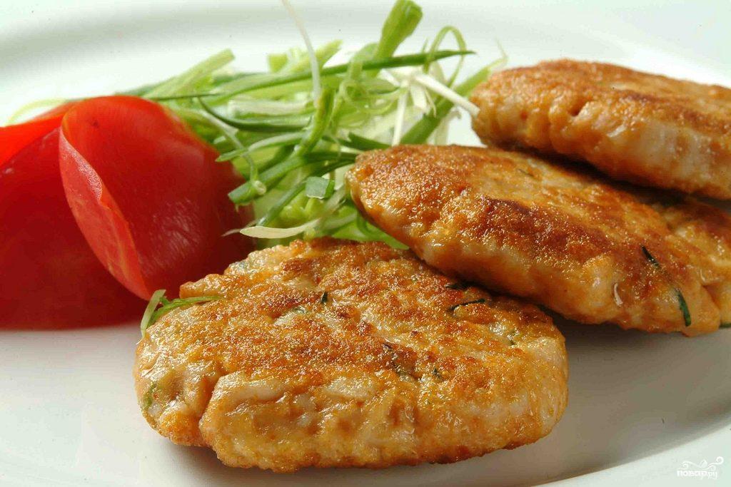 простой рецепт куриных котлет из филе курицы