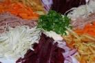 Татарский салат с говядиной