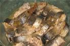 Рыбные консервы в скороварке