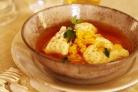 Белая рыба с томатным соусом