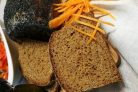 Морковный хлеб на полбяной муке
