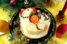 Торт Петушок новогодний