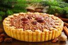 Пирог на сыворотке без дрожжей