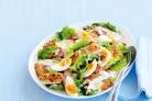 Новогодний салат Цезарь