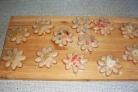 Рождественское печенье с имбирем