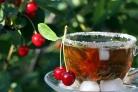 Бодрящий зеленый чай