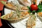 Салат Цветок лотоса