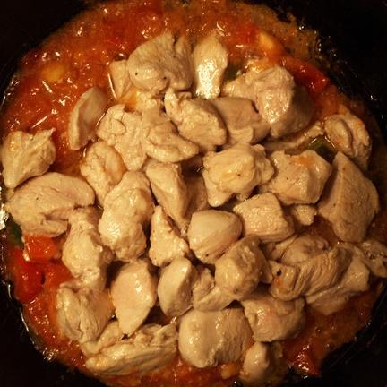 Курица карри рецепт сливки