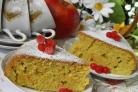 Тыквенный пирог с корицей