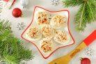 Яйца фаршированные печенью минтая