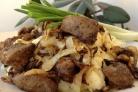 Печень индейки в духовке