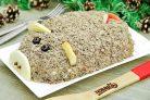 Салат на Новый год Кабана