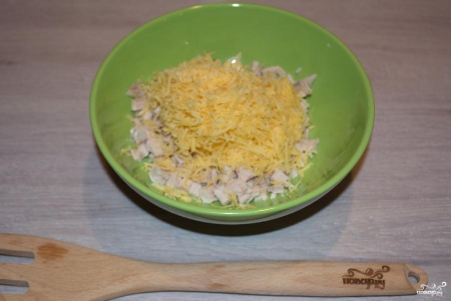 Рулетики из лаваша с сыром