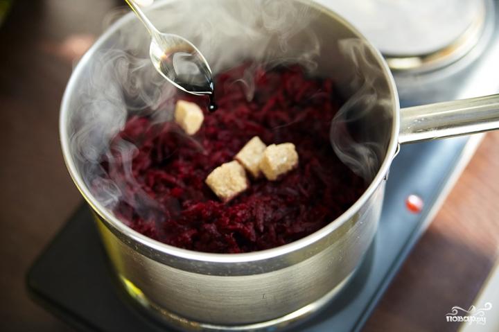 крем супы из свеклы рецепты